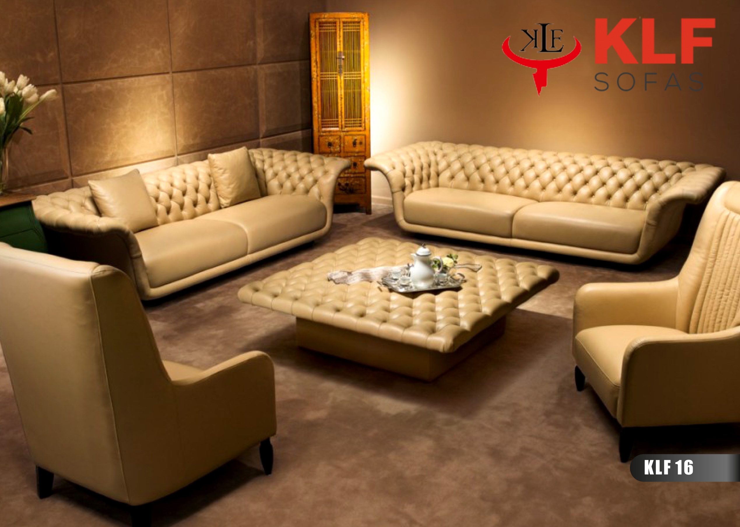 KLF Luxury Sofas